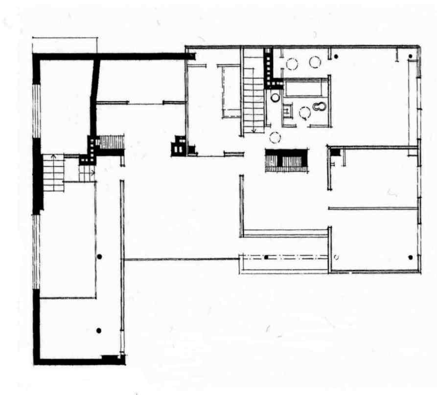 Villa mairea plan ma - Plan de coupe maison ...